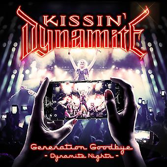 Kissin Dynamite - Generation Goodbye: Dynamite Nights [DVD] USA import