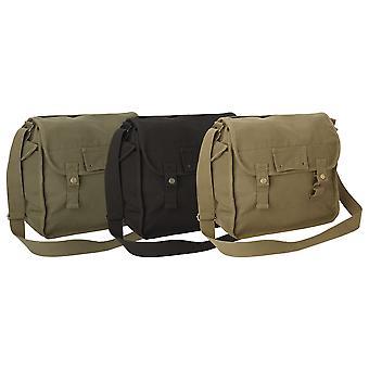 New Style Large Cotton Canvas Shoulder Bag
