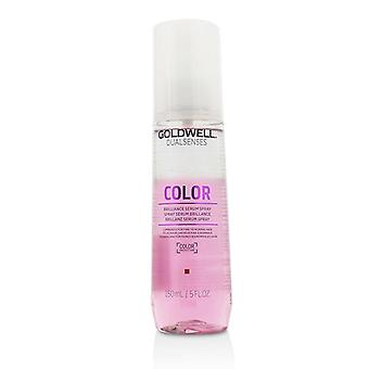 Goldwell Dual Senses Color Brilliance Serum Spray (Luminosity For Fine to Normal Hair) - 150ml/5oz