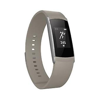 WIKO Wimate smart band activity tracker for fitness and sleep - beige
