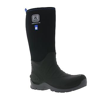 Kamik Thermo - rubber boots barrel United States insulated rubber boots black mens