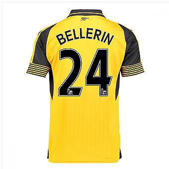 2016-17 Arsenal Away Shirt (Bellerin 24) - Kids