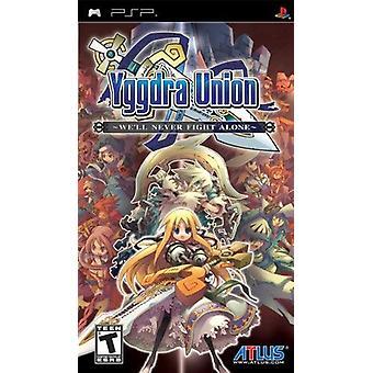 Yggdra Union PSP Game