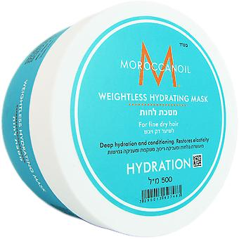 Moroccanoil Weightless Hydration Mask 16.9 oz 500 ml