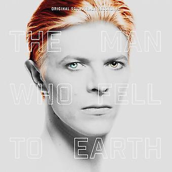 Manden der faldt til jorden - mand som faldt til jorden [Vinyl] USA importerer