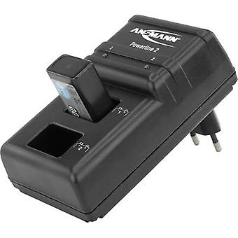 9V battery charger NiCd, NiMH Ansmann Powerline 2