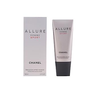 ALLURE HOMME SPORT as emulsion