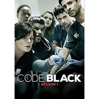Code Black: Season One [DVD] USA import