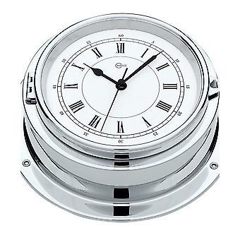 Barigo marine porthole quartz ship clock 1650CR