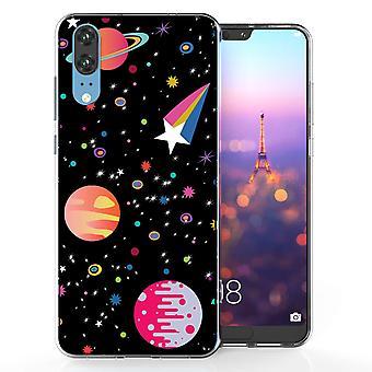 Huawei P20 Space TPU Gel Case
