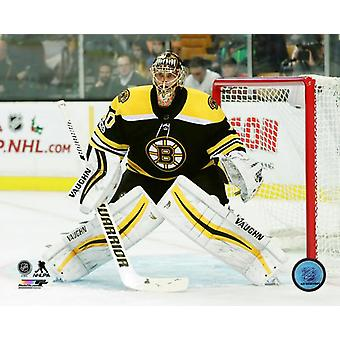 Tuukka Rask 2017-18 Action Photo Print