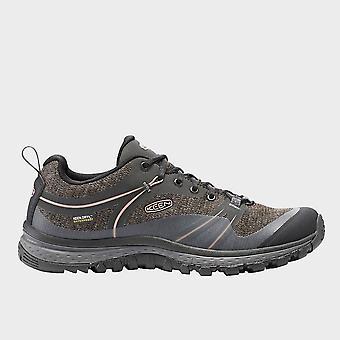 New Keen Keen Women's Terra Footwear Walking Hiking Shoes Dark Grey