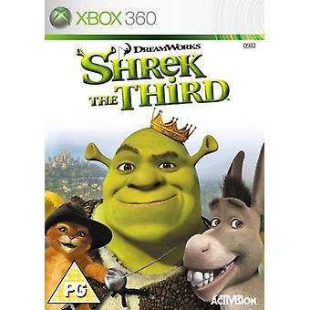 Shrek tredje (Xbox 360)