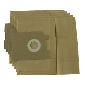 Electrolux Las Luft Papier Staub Staubsaugerbeutel