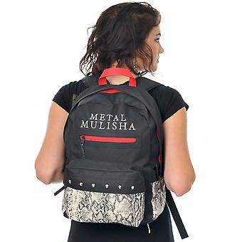Metal Mulisha Black Lush Womens Backpack