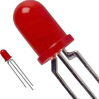LUMEX SSL-LX5099LBI-SRD LED wired Red Circular 5 mm 0.01 mcd 60 ° 10.5 mA