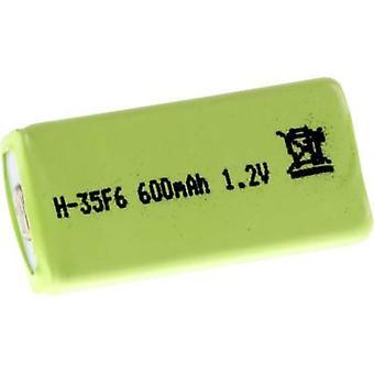 Mexcel HF600-3/5F nichtstandardisierte Batterie (Akku) Prismatischer NiMH 1,2 V 550 mAh