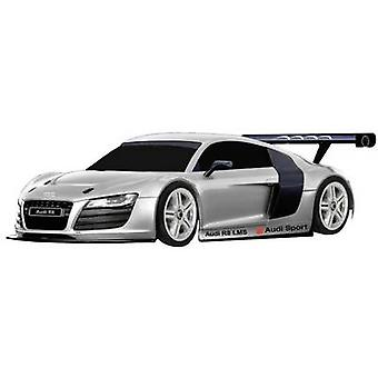 Reely 237993 1:10 Car body Audi R8 LMS 200 mm Painted, cut, decorated
