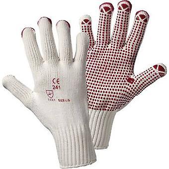Poliamida, guante de algodón jardín tamaño (guantes): 7, S EN 388, EN 407