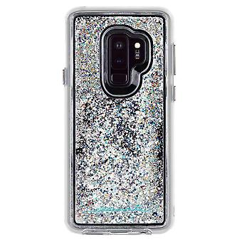 Case-Mate Naked Tough Waterfall Samsung Galaxy S9 Plus Case - Iridescent Silver