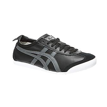 ASICS Mexico 66 sneaker leather sneakers black