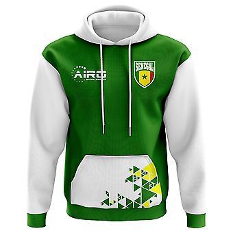 2018-2019 Senegal Home Concept Football Hoody (Kids)