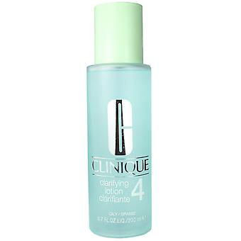 Clinique Clarifying Lotion 4 - Oily Skin