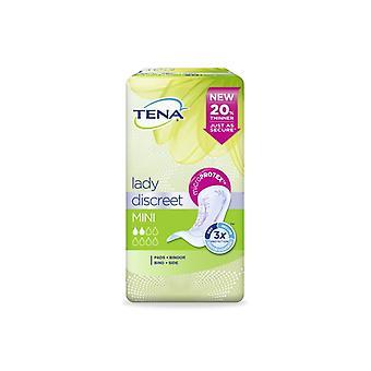 Tena Lady Discreet Mini Pads