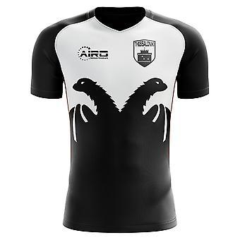 2018-2019 PAOK Saloniki Home Concept koszuli piłki nożnej (dla dzieci)