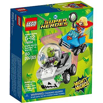 LEGO 76094 possente Micros: Supergirl vs Brainiac