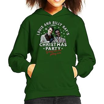 Louis And Billy Rays Christmas Party Kid's Hooded Sweatshirt