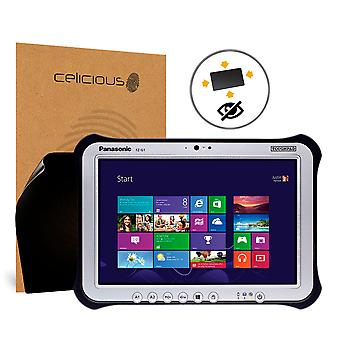 Celicious Privacy Plus 4-Way Anti-Spy Filter Screen Protector Film Compatible with Panasonic Toughpad FZ-G1