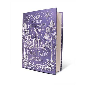 Neljä tarinoita Philip Pullman - 9780385619196 kirja