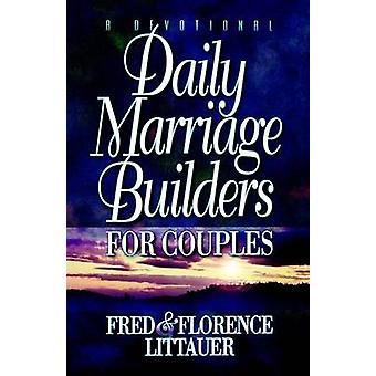 Daglig ekteskap byggherrer for par av Fred Littauer - Florence Litta
