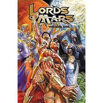 Lords of Mars - volume 1 by Arvid Nelson - Alex Ross - Roberto Castro