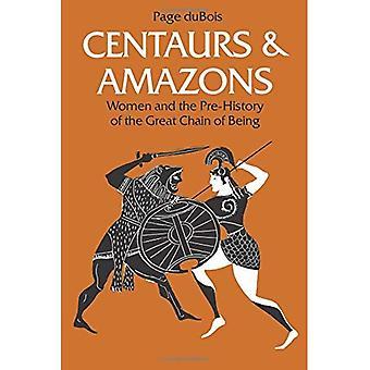 Centaures et les Amazones