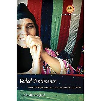 Gesluierde gevoelens: Eer en poëzie in een Bedouin samenleving