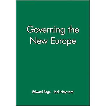 Bestuur van het nieuwe Europa