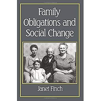 Skyldigheter familj och Social förändring