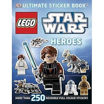 LEGO� Star Wars Heroes Ultimate Sticker Book