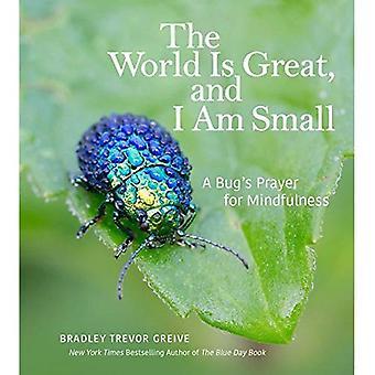 Die Welt ist groß, und ich bin klein