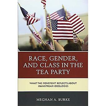 Race, sexe et classe à la Tea Party: ce que le mouvement réfléchit sur les idéologies
