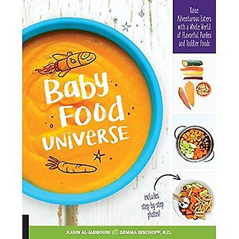 Baby Food Universe: Verhogen avontuurlijke eter met een hele wereld van smaakvolle puree en peuter voedsel