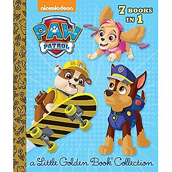 Paw Patrol Lgb Collection (Paw Patrol) (Little Golden� Book)