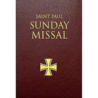 Saint Paul Sunday Missal