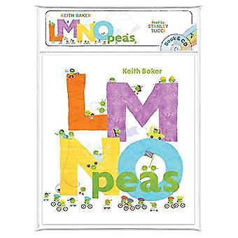 LMNO Peas: Book & CD (The� Peas Series)