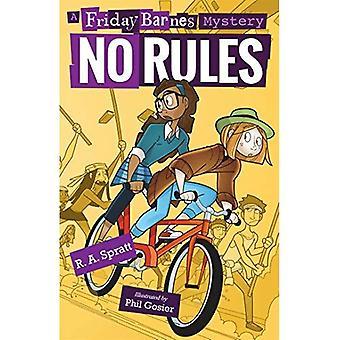 No Rules: A Friday Barnes Mystery (Friday Barnes)