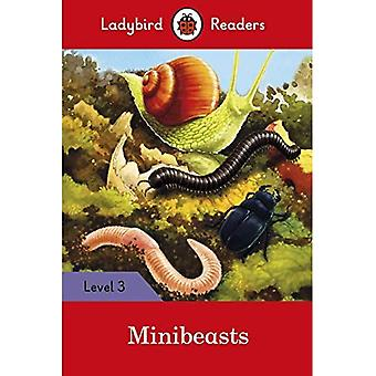 Minibeasts - Ladybird Readers Level 3