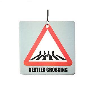 Beatles przejście samochodowa zawieszka zapachowa