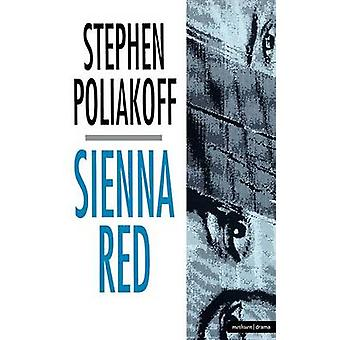 Sienna Red door Poliakoff & Stephen